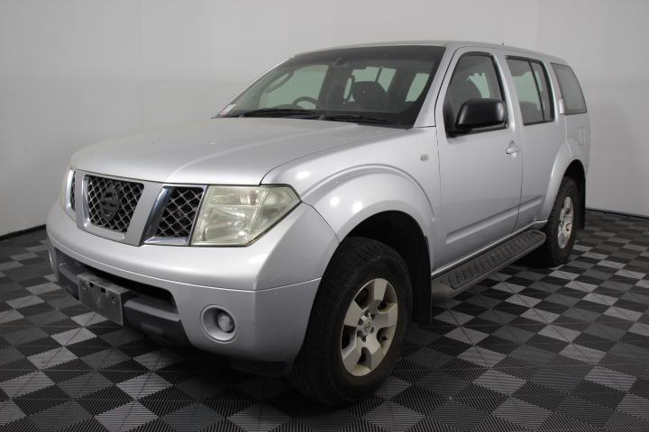 2008 Nissan R51 Pathfinder T/D Auto 7 Seats 187,023 km's