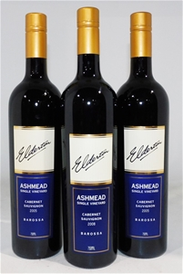 Elderton 'Ashmead' Cab Sauv 2005/08 Mixe
