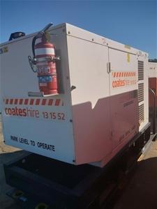 75 KVA Generator - 2007 Ingersoll Rand J