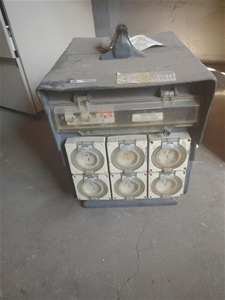 Distribution Board Single Phase 15A - Sp