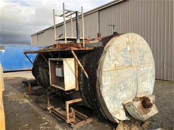 Unreserved Bitumen Heater