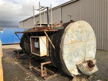 Unreserved Bitumen Heater