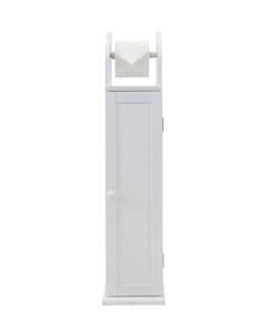 Hampton Toilet Roll Holder and Storage C