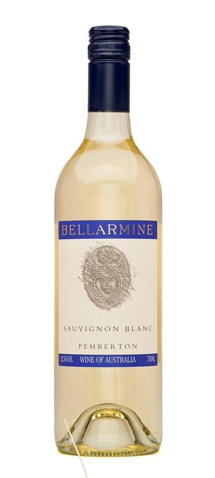 Bellarmine Sauvignon Blanc 2016 (6 x 750mL) Pemberton, WA