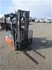 Linde E14-02 Counterbalance Forklift