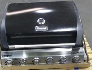 Masport 552721 Deluxe Inbuilt 210 6 Burn