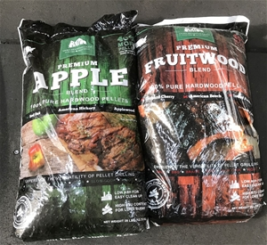Qty 2 x Green Mountain Grills 12.7kg Bag