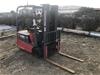 Nichiyu Sicos AC 15 3 Wheel Counter Balance Forklift