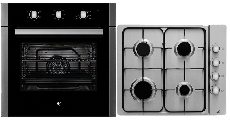 Arc ACPC2 Ceramic Cooking Pack - 5 Function Oven + Ceramic Cooktop