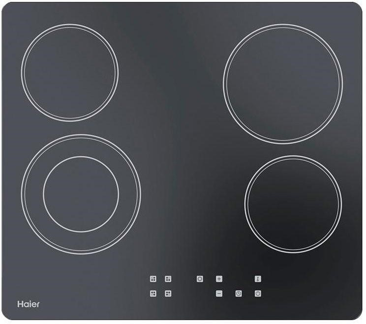 Haier HCE604TB2 60cm Ceramic Cooktop