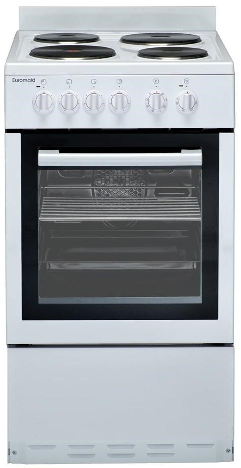 Euromaid EW50 50cm Freestanding Electric Oven/Stove