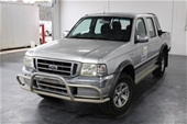 Unreserved 2005 Ford Courier GL (4x4) PH Automatic