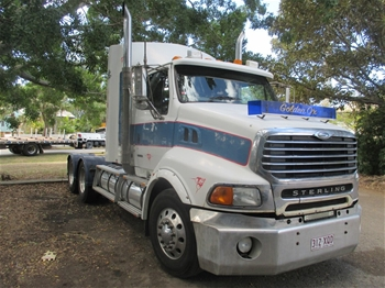 2005 Sterling AT9500 6 x 4 Prime Mover Truck