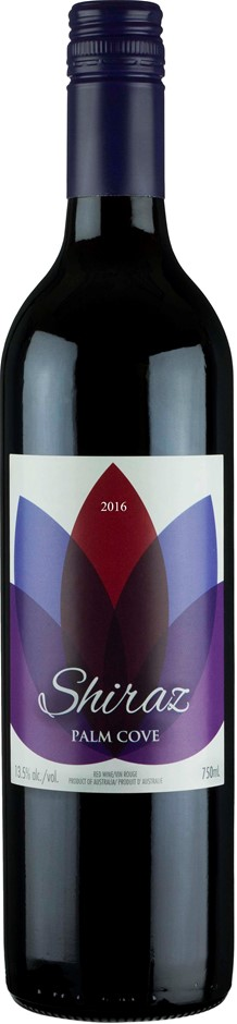 Palm Cove Shiraz 2016 (12 x 750mL) SEA