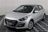 2015 Hyundai i30 Active GD Automatic Hatchback