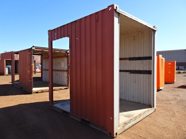 Walkway/Shelter, Container, 7 Foot, Standard (B-Type)