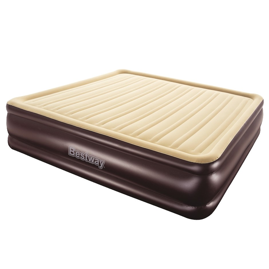 Bestway Queen Air Bed Inflatable Mattress Sleeping Mat