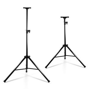 Set of 2 Adjustable 200CM Speaker Stand