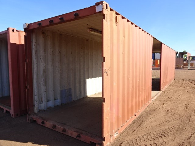 Walkway/Shelter, Container, 40 Foot (B-Type)