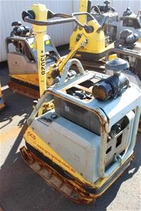 2011 Wacker Neuson 502Kg Diesel Plate Co