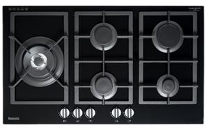 Baumatic Studio Solari BSGH95 90cm Black