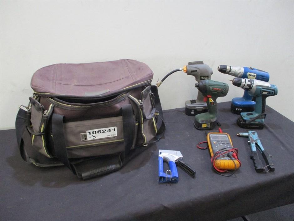 Bag Qty x Power Tools