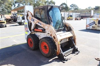 2011 Bobcat 5185 Skid Steel Loader
