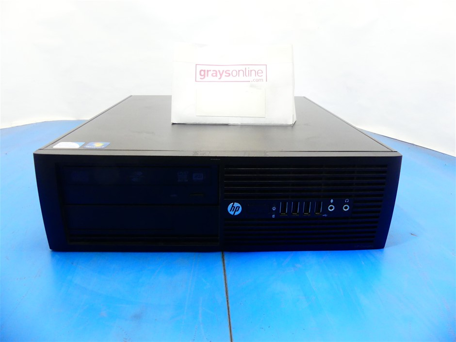 HP Compaq Pro 4300 SFF PC Small Form Factor (SFF) Desktop PC