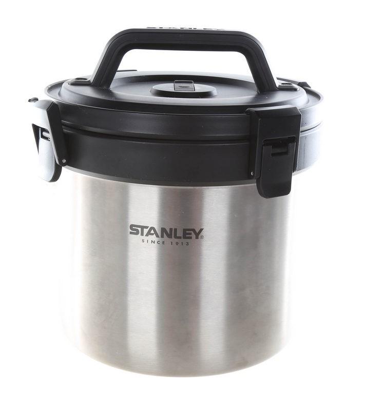STANLEY Adventure Vacuum Insulated Crock Pot Stainless Steel, 2.8L. N.B. On