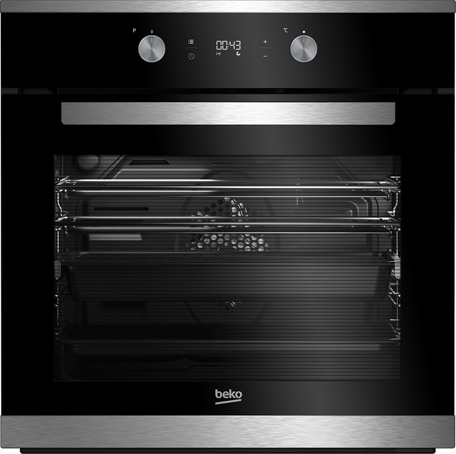 Beko BBO60S1MB 82L Multifunction Built-in Oven