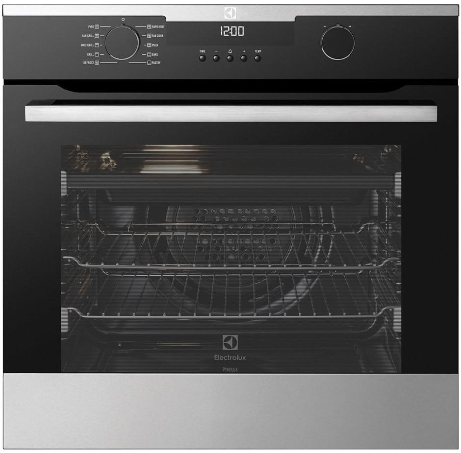 Electrolux EVEP614SC 60cm Electric Built-In Pyrolytic Oven