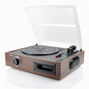 mbeat USB-TR08 2-in-1 USB turntable and