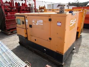 SE Power DRA8 50E ST Generator