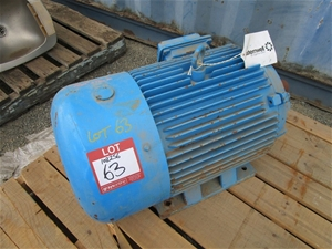CMG HGA200L Electric Motor