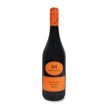 Mark's Vineyard .8 Shiraz 2017 (12 x 750mL) Adelaide Hills, SA
