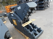 Unreserved Mustang Excavator Attachments