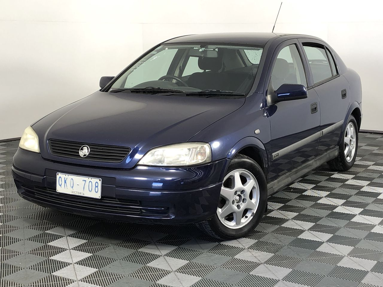 2000 Holden Astra CD TS Automatic Hatchback