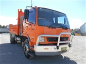 Cancelled: BUY NOW - 2013 Mitsubishi Fighter 1627 4 x 2 Tipper Truck