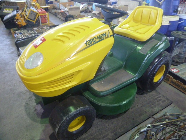 Yard-Man Ride On Mower By MTD (Pooraka, SA)