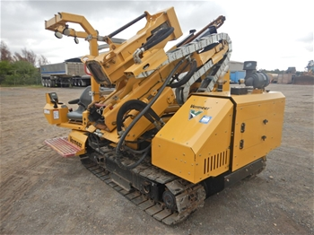 2016 Vermeer PD10 Pile Driver