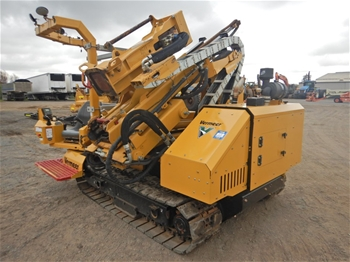 2017 Vermeer PD10 Pile Driver