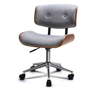 Artiss Executive Wooden Office Chair Fab