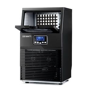 Devanti Ice Maker Machine Commercial Squ