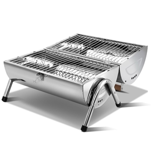 Grillz Portable BBQ Drill Outdoor Campin