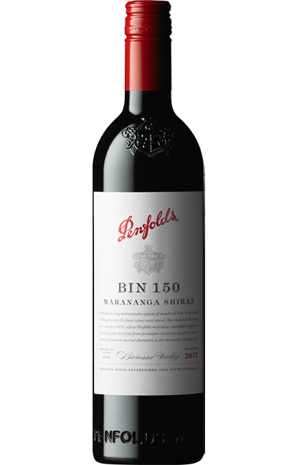 Penfolds Bin 150 Marananga Shiraz 2017 (6 x 750ml) Barossa Valley, SA