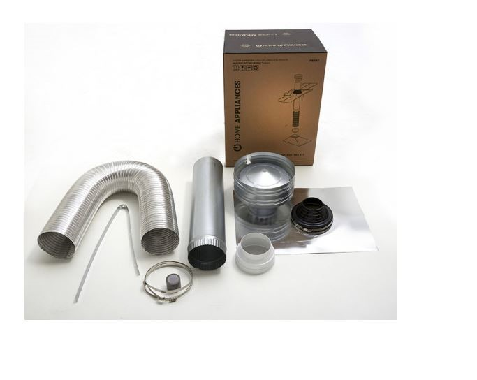 Euromaid DKRT Ducting Kit Metal Roof