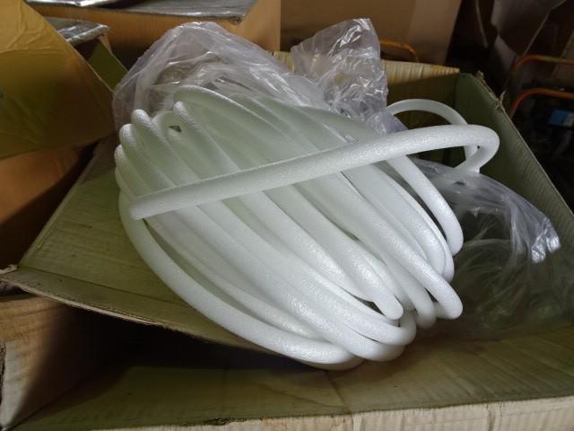 A Quantity of Backer Rod, foam fabrication