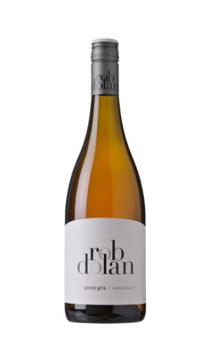 Rob Dolan White Label Pinot Gris 2018 (12 x 750mL), Yarra Valley, VIC.