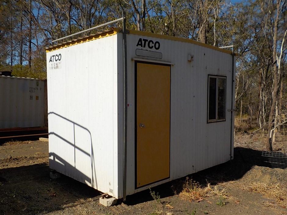 Atco Portable Building
