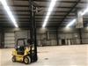 Hyster Forklift - H2 50XL
